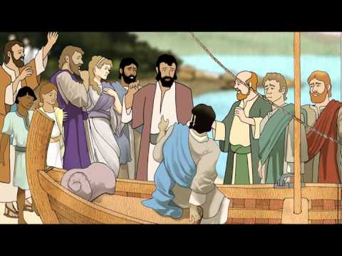 Jesus And The Fishermen - Lesson