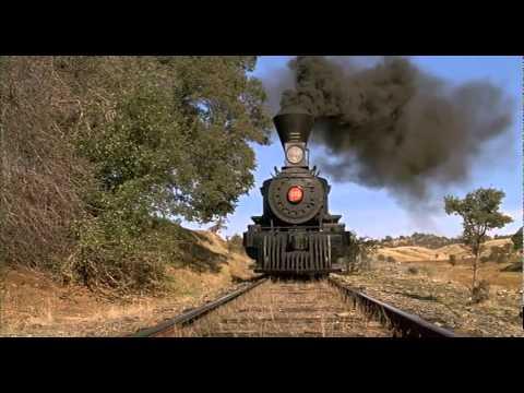 BTTF III Train