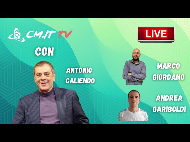 🔴CMIT TV - Champions League, LIVE le ultime su Juventus e Lazio