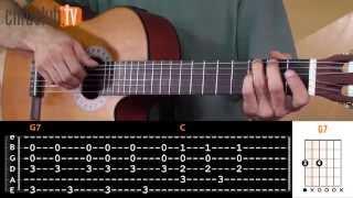 Asa Branca - Luíz Gonzaga (aula de violão completa)