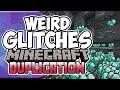 Weird Glitches: MINECRAFT DUPLICATION