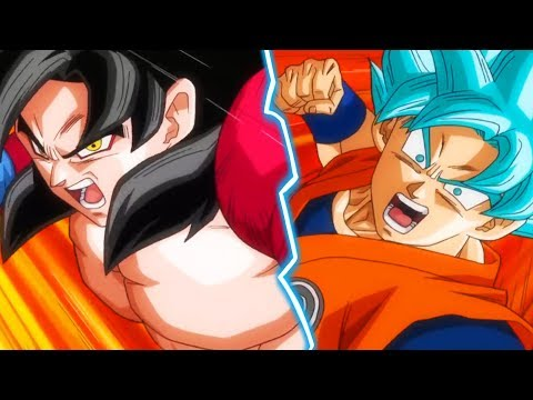 Dragon Ball Heroes Episode 1 SPOILERS: Super Saiyan Blue vs Super Saiyan 4 Revealed!