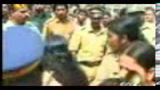 Communist Gunda Attack In State Of Kerala South INdia360p