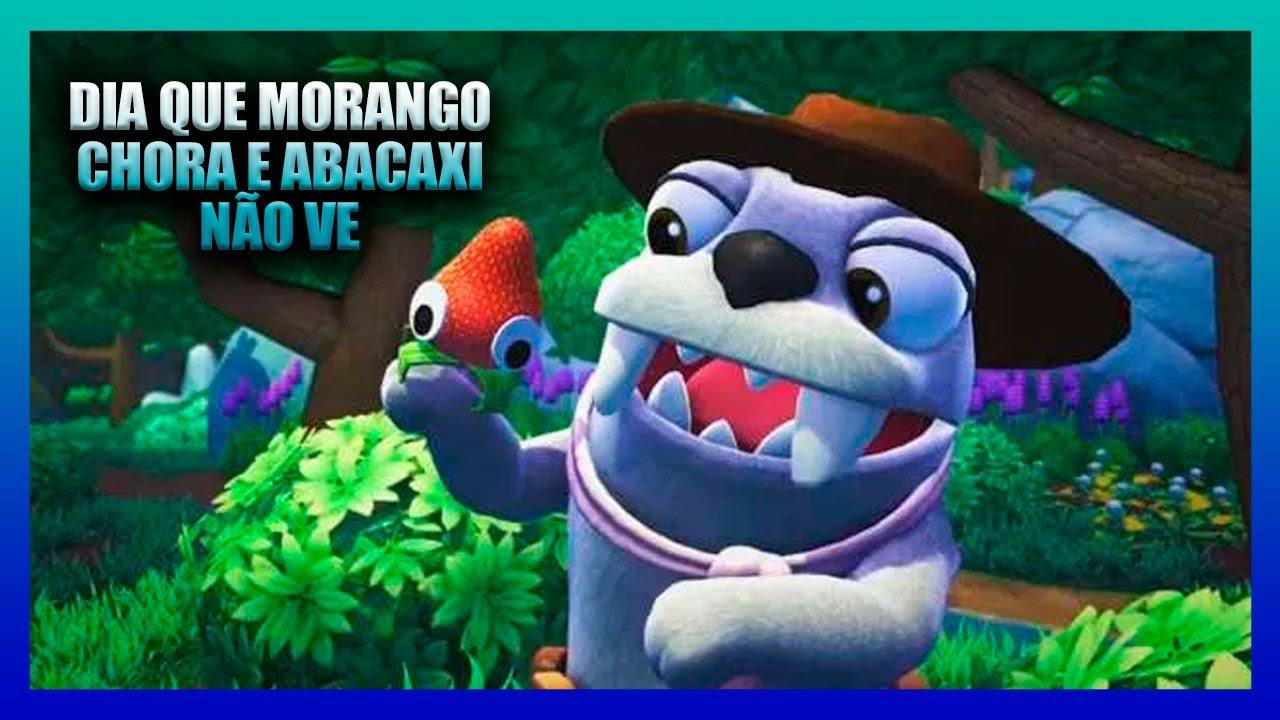 Show dos Morangos agora ao vivo - (apresentador Marginal)