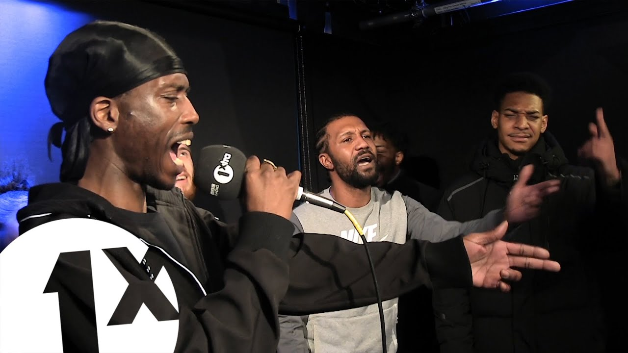 Grime Originals Set from Razor, Joe Fire, GHSTLY, Queenie, Tintz & TC