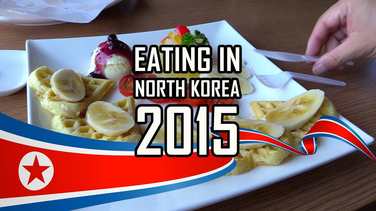 Eating In North Korea 2015 - YouTube