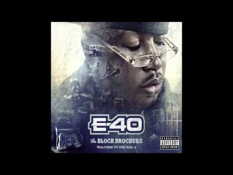 E 40 - Yellow Gold ( Bass Boosted ) Clean