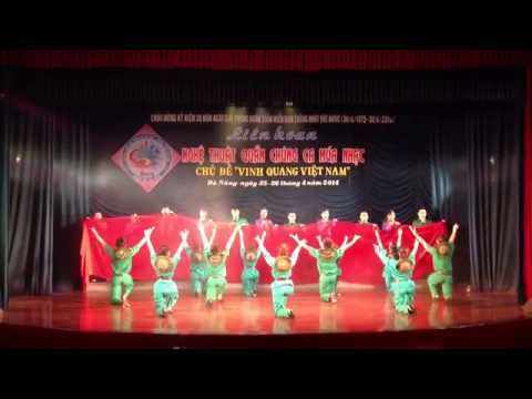Linh Thiêng Việt Nam _ Duy An và nhóm múa Quận Thanh Khê - Đà Nẵng