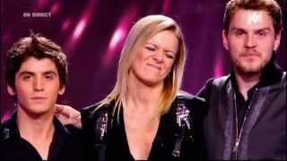 X Factor - Qualification - Florian Giustiniani et Matthew Raymond Barker en Ballotage (Prime 08)