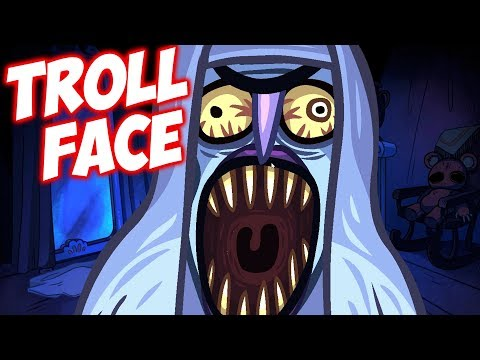 ЗАТРОЛЛИЛ МОНАШКУ \ Troll Face Quest Horror