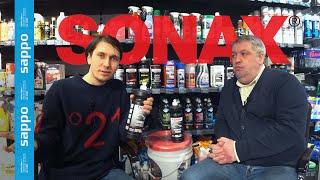 Царь Sonax! Обзор бренда: полиролей, керамики для авто! Как сделать детейлинг самому, что купить?