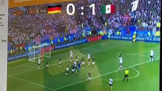 Смотреть видео Вспоминая ЧМ-2018: когда Мексика победила Германию в Москве онлайн