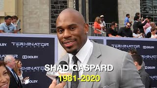 Remembering Shad Gaspard: WWE Wrestler Wanted To Play An Action Hero