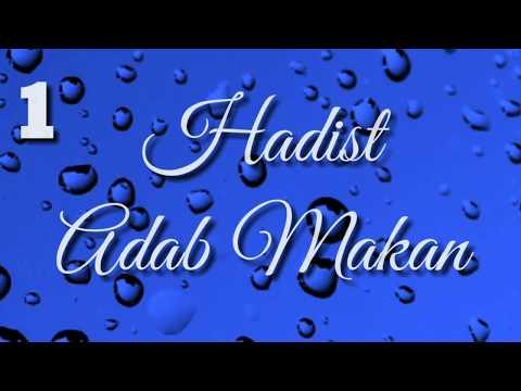 Lagu Anak Indonesia | 5 Hadist Harian untuk anak PAUD