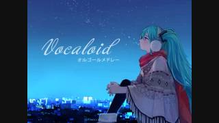 Vocaloid - オルゴールメドレー (music Box Medley) [ig: Highscoreguy]
