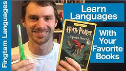 4 steps to learning a language with books