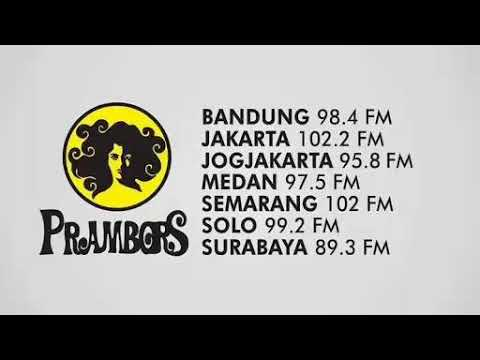 Station ID Jingle Prambors FM Radio 24 Hours Song Special Hits Music
