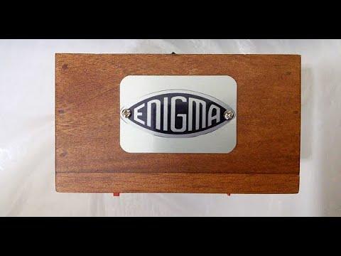 ENIGMuino - Enigma Machine Emulator - ARDUINO Project