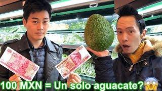 Con 100 Pesos Mexicanos | ¿Qué podemos comprar en un Supermercado Coreano?