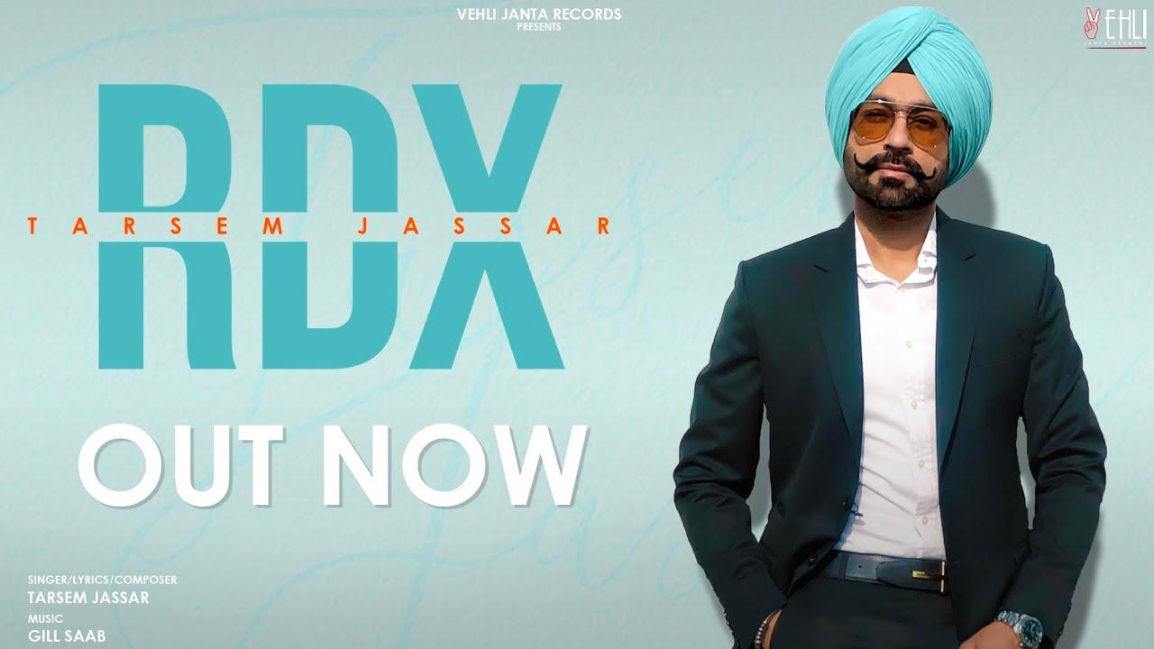 RDX (Official Audio) Tarsem Jassar | Vehli Janta Records | New Punjabi Songs 2020 (NewSongsTV.com)