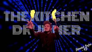THE KITCHEN DRUMMER- OFFICIAL VIDEO     EDM  HIP-HOP   DRUMMER  BHAVESH BAFNA RB