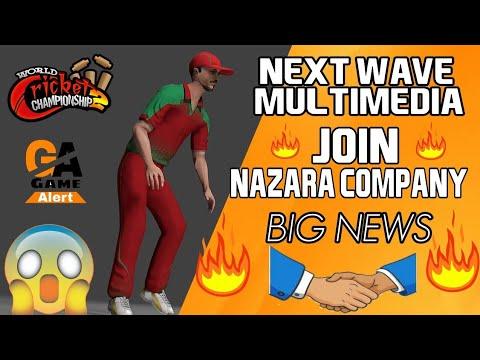 !!WCC2!! NEXT WAVE MULTIMEDIA COMPANY!! PARTNERSHIP!! NAZARA GAMES COMPANY !!  BIG NEWS!!