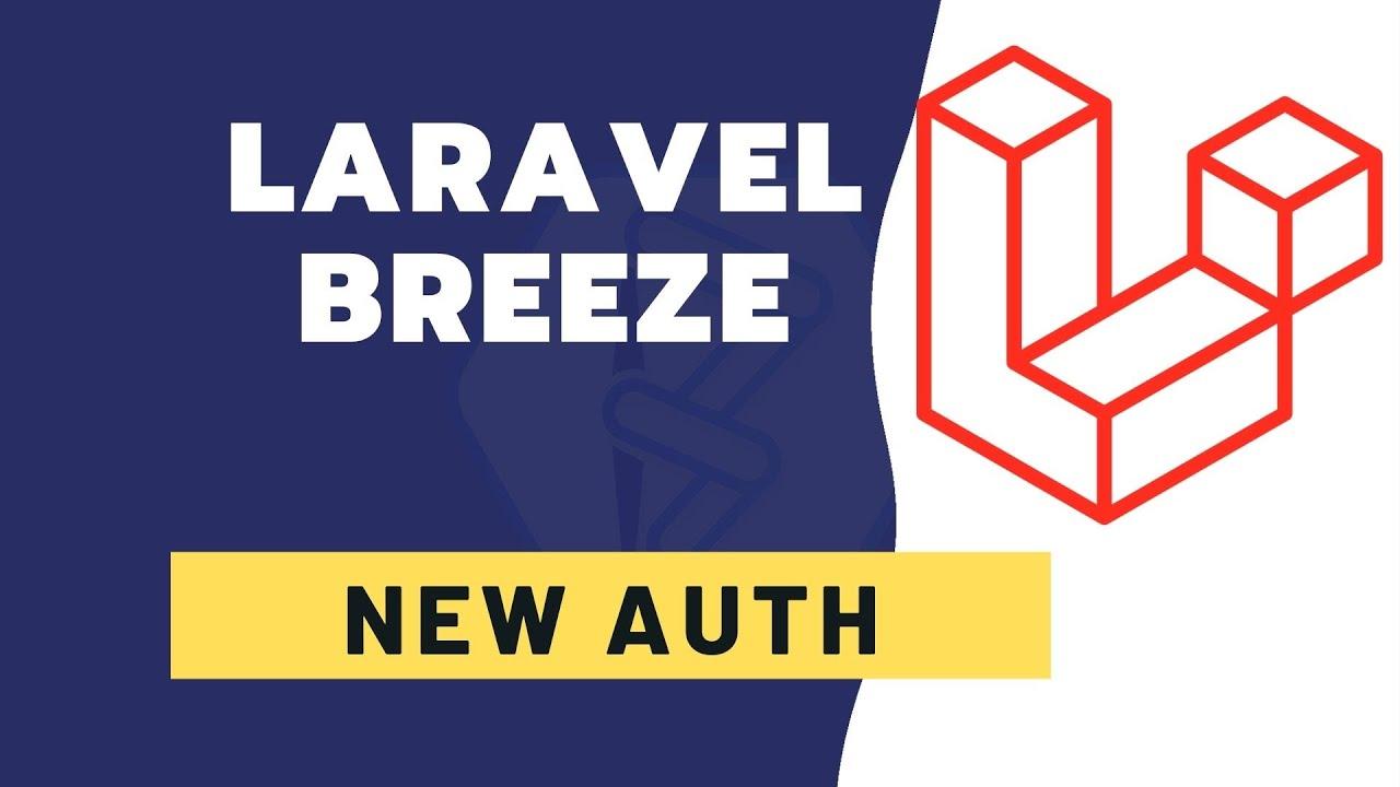 Laravel Breeze - Clean Authentication