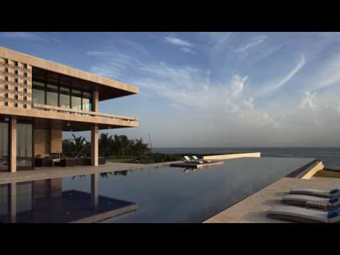 Luxury villas: Casa Kimball in the Dominican Republic