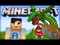 "Minecraft - POKEMON PARKOUR MAP! - ""ALI-A BIG NOOB!"""