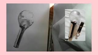 How to draw an ARMY Bomb - #LearningWithARMY