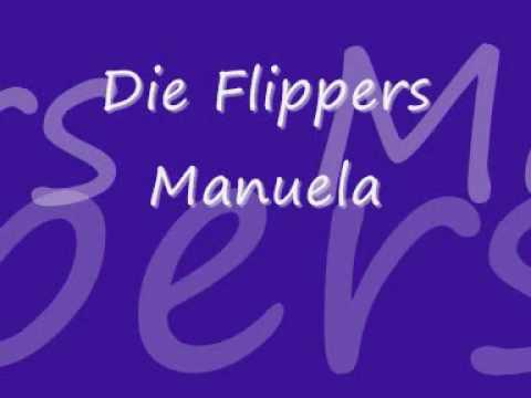 Die Flippers Dieter Thomas Kuhn Gunnar Welz  Manuela