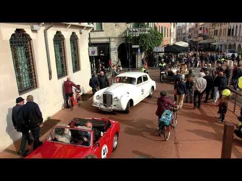 2nd  Historic Car Venice a Mestre 14 ottobre 2017