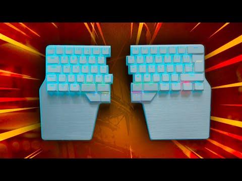 This Split Keyboard Blew My Mind!