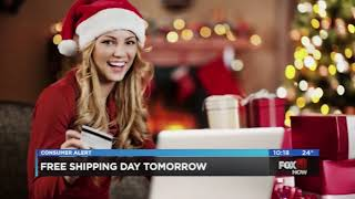 Simply Money: Free Shipping Day 2017