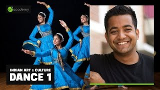 Art and Culture of India for CSE: Part 2.1 Dances - Prepare for UPSC IAS