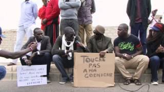 Des blogueurs et Cyberactivistes sénégalais marchent contre l
