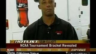 Coke Zero Dream Job on ESPN