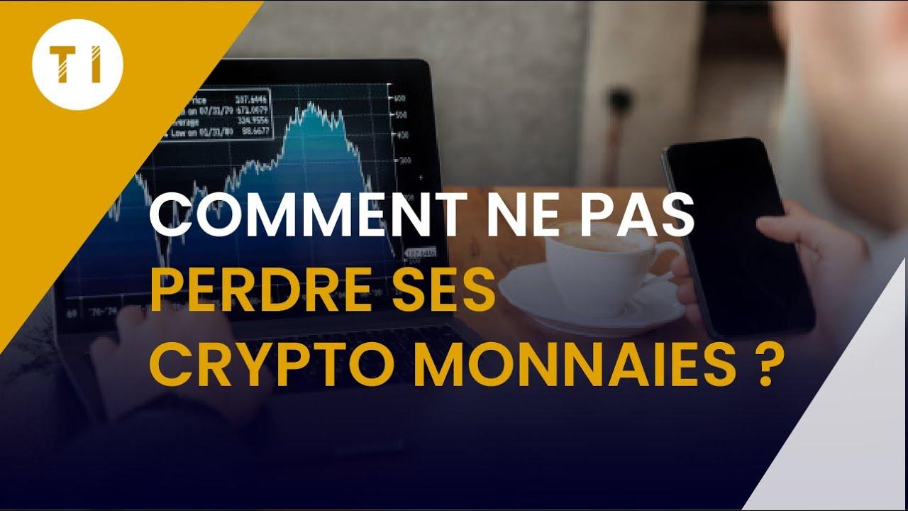 Comment sécuriser correctement ses crypto monnaies ? (Stratégie long terme)