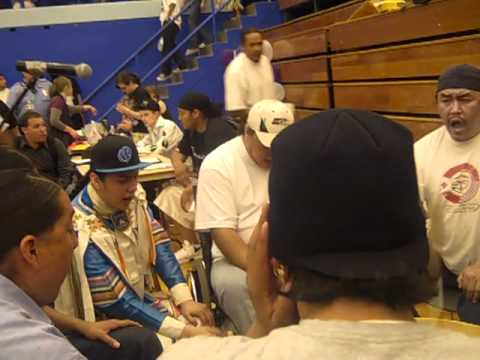 Black Lodge. Spokane Falls Community College Powwow 2011
