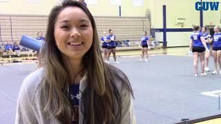 CUW Acrobatics and Tumbling Recruiting Video