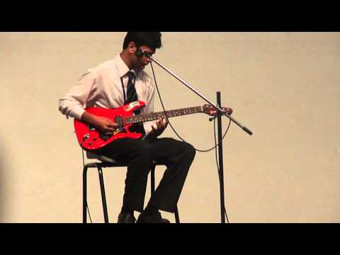 Solo performance on the song MAA (SRMSCET TYRO Oath-Taking Ceremony)