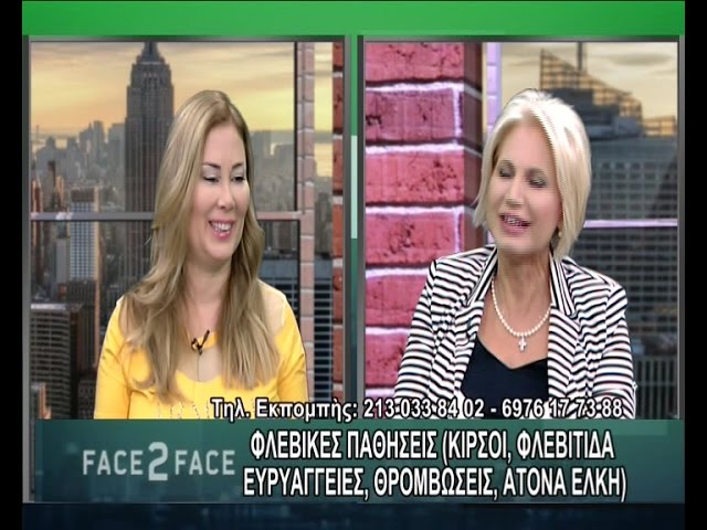 FACE TO FACE TV SHOW 288