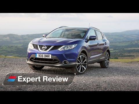 Nissan Qashqai car review
