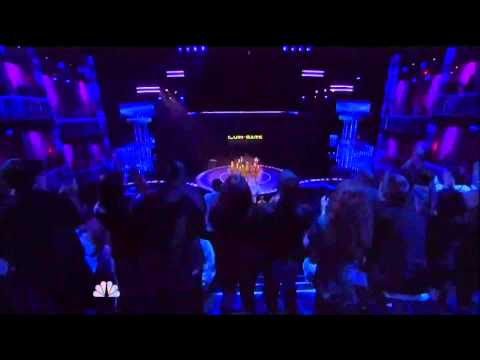 Team iLuminate In America's Got Talent HDTV (Completo)