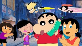 Talk with shinChan - Season 1 ( All Episodes ) ShinChan | Chutki | Johnny test | Dora | Kalia | Dolu