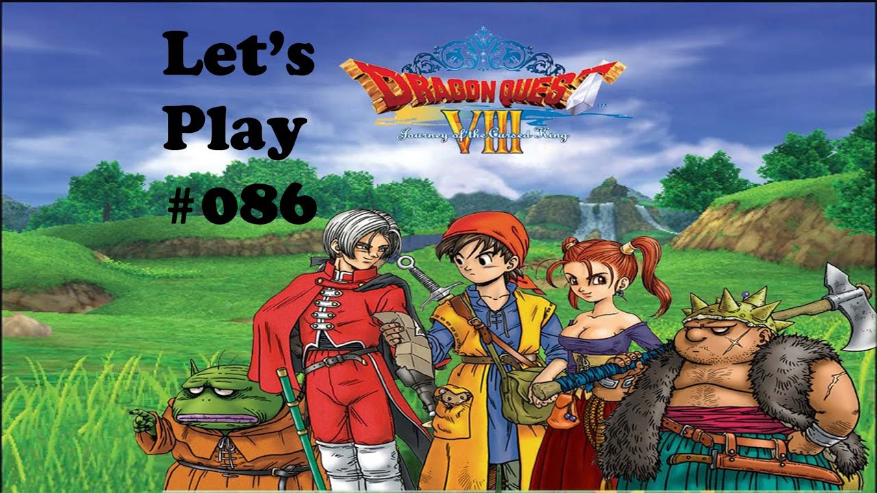 Dragon Quest Vi Fliegender Teppich Let 39s Play Dragon Quest Viii 086 Hooly Dooly Youtube