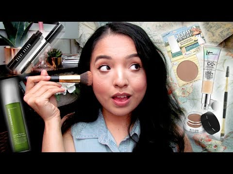FULL FACE OF FIRST IMPRESSIONS/HAUL UPDATES ♡ Cherie Jo