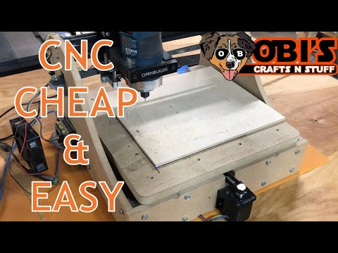 Getting Started with CNC Cheap and Easy