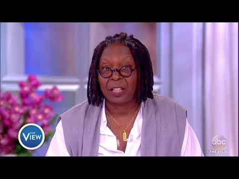 The View Whoopi vs. Calls To Honor Charley Pride