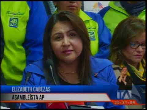 Noticias Ecuador: 24 Horas, 19/02/2018 (Emisión Estelar) - Teleamazonas